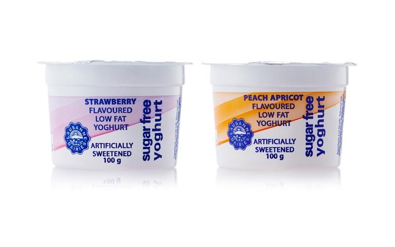 100 g Sugar free Yoghurt