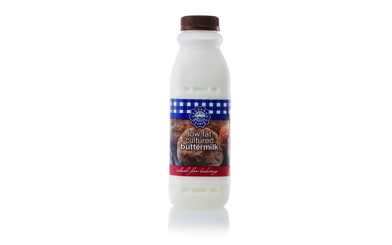 Low Fat Buttermilk